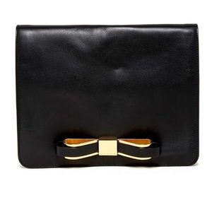 Ted Baker leather case/clutch